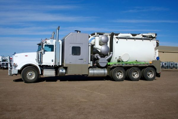 Septic, Hydrovac Excavation and Waste-Hauling Services in Calgary