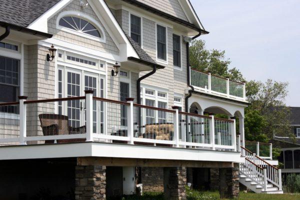 Installation de balcon à Brossard ou remplacement