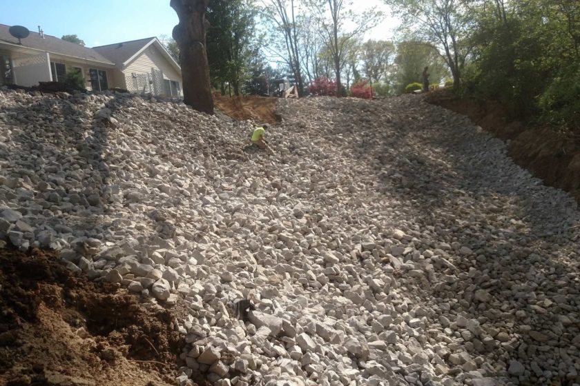 What Is Land Slope Stabilization?