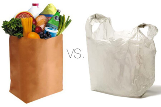 Do You Think Paper Bags Are Any Better Option Than Plastic?